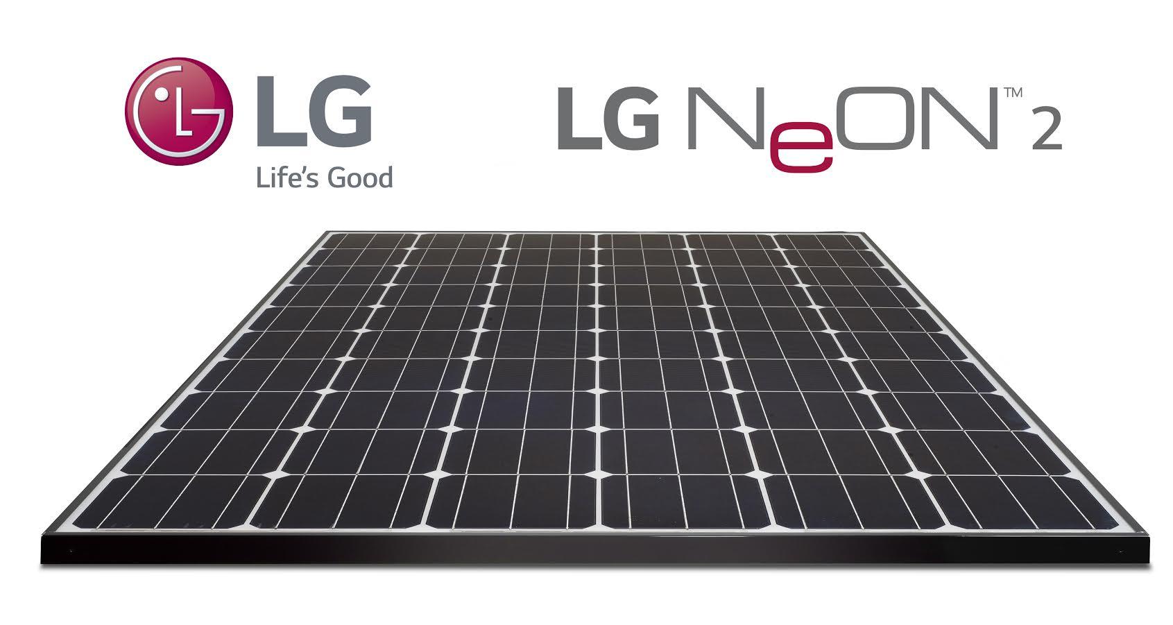 Lg Solar Panels Solamax